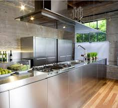 kitchen stainless steel outdoor kitchen cabinets stainless steel