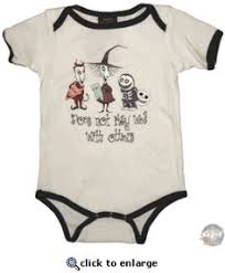 the nightmare before s nightmare infant one