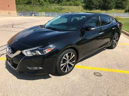 2016 used nissan maxima 1 owner low miles clean history sl