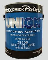 union acrylic dtm paint brands interior exterior paint in md