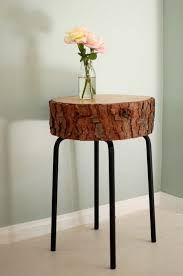 Tree Stump Nightstand Tree Stump Decor Home Design Photos Little Piece Of Me