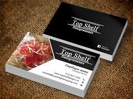 professional upmarket business card design for lettner
