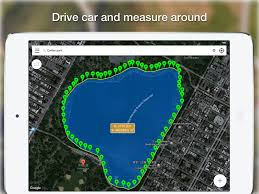 Measure Distance On Map Planimeter Pro Measure Area And Distance On Map App Voor