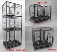 Stackable Rabbit Hutches Homey Pet Station Llc