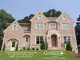 european style house windmoore manor house plan house plans by garrell associates inc