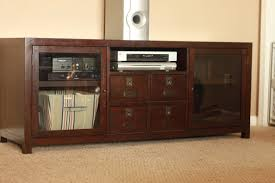 tv console upgrade plus tip cover nicks in dark furniture