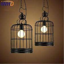 discount wholesale iwhd iron led pendant light fixyures style loft