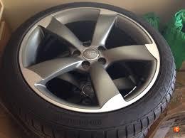 audi titanium wheels vwvortex com 19 oem audi titanium wheels w tires