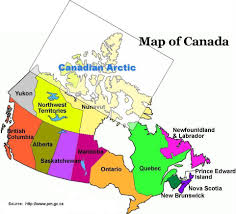 A Map Of Canada by Welcome To Adobe Golive 5