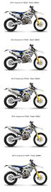 2014 husqvarna te fe line up and retail prices contact us for the