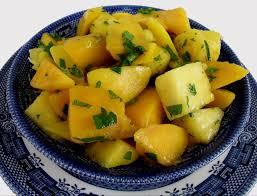 pineapple u0026 mango salad veronica u0027s cornucopia