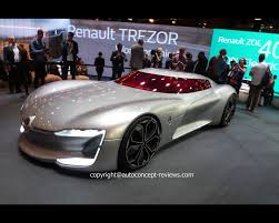 renault trezor trezor pure electric concept 2016