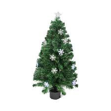 4 foot white christmas tree with colored lights shop northlight 4 ft pre lit artificial christmas tree with color