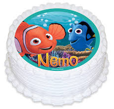 nemo cake toppers finding nemo cake topper lilybee s party supplies