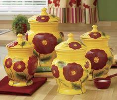 vintage glass canisters kitchen canisters pinterest glass