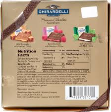 ghirardelli premium chocolate assortment 4 25 oz walmart com