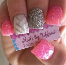 best 25 pink sparkly nails ideas on pinterest sparkly nails