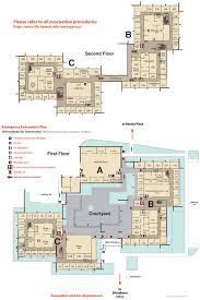 emergency evacuation floor plan template emergency information for ifa manoa