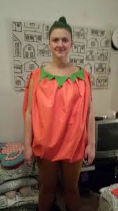 easy pumpkin costume for adults 3 steps
