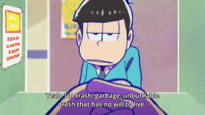 San Memes - trying to get a job osomatsu san know your meme