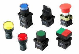 Common Botoeiras - Tipos e aplicações - Athos Electronics #WJ51