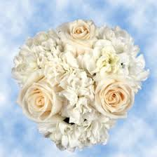 wedding flower centerpieces wedding flower centerpiece with white roses carnations global