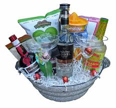 margarita gift basket the gift basket