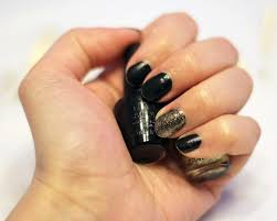 glam nye nails my favorite posts from 2015 bright on a budget