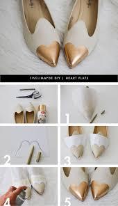 Decorate Shoes Our Favorite Pinterest Diys Etsy Journal