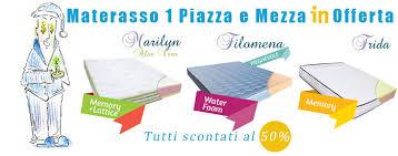 materasso piazza e mezza misure materassi una piazza e mezza in offerta