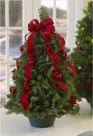 Decoration For Small Christmas Tree by Decorating House Plants For Christmas House Decor