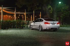 harga roll royce white bmw 4 series gran coupe on vossen wheels
