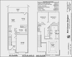 Home Floorplan by Panhandle Homes Of Berkeley County Spring Mills Carriage Homes
