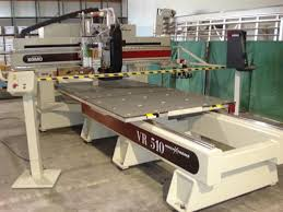 used cnc router table cnc router komo vr 510 mach xtreme cnc router
