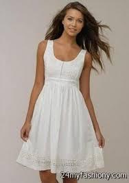 white summer dress wpid casual white summer dress 2016 2017 0 jpg 294 417 dresses