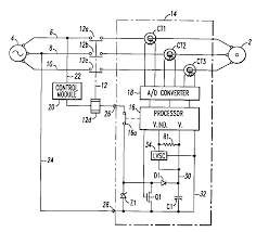 control powered overload relay patent 0778645