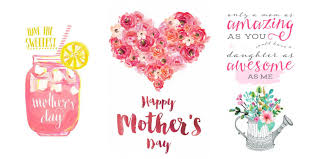 mother day cute free printable mothers day cards mom you can