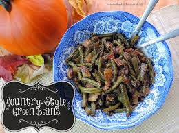 country style green beans recipe the kitchen wife