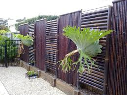 modern backyard fence ideas peiranos fences durable backyard