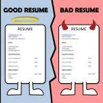 Bad Resumes Examples by Examples Of Good And Bad Cvs U2013 Cv Plaza With Examples Of Good And