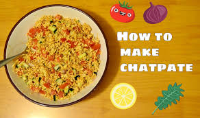 how to make chatpate at home nepali snack youtube