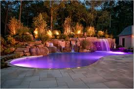 backyards innovative backyard inground pools designs with pool