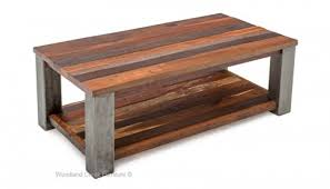 Rustic Brown Coffee Table Coffee Tables Archives Woodland Creek Furniture