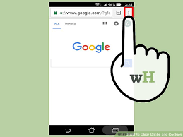 how do i clear cookies on my android phone 5 ways to clear cache and cookies wikihow