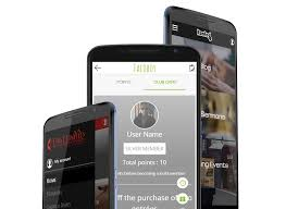 mobile app design tent apps