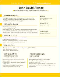 single page resume template resume template pages single page resume template simple embersky me