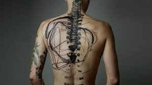 I You Tattoos Designs 17 Spine Designs That Will Chill You To The Bone Design