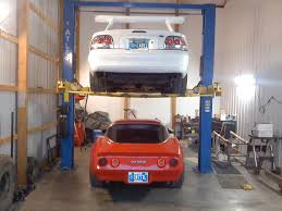 4 post lift sway corvetteforum chevrolet corvette forum discussion