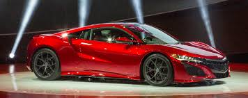 How Much Is The Acura Nsx Uautoknow Net Acura Nsx Shows Its Production Hybrid Supercar Self