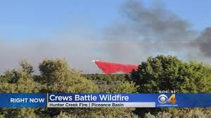 Wildfire Smoke In Denver by Wildfire Grows To 400 Acres In Northwest Colorado Cbs Denver